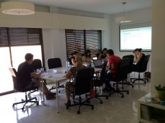 Project Management for EU funded Projects, 20.06.16 – 24.06.16, Limassol