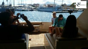 Yacht tour in Palermo